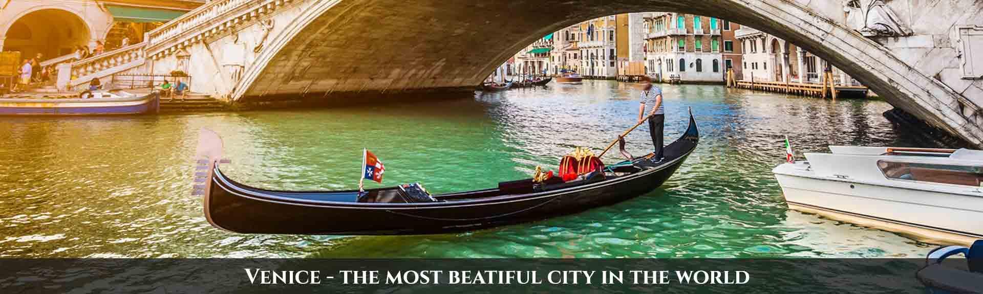 Private excursions in Venice