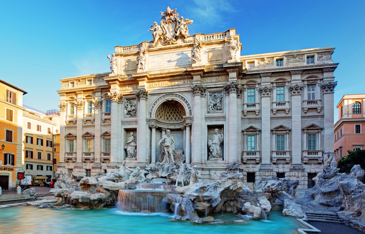 Fountains and Squares of Rome Tour