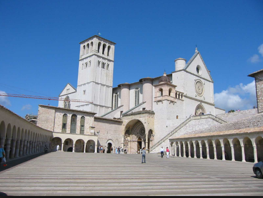 Tour Orvieto and Assisi