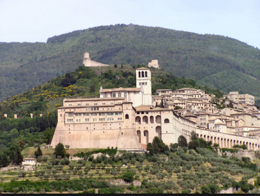 Tour Assisi and Orvieto