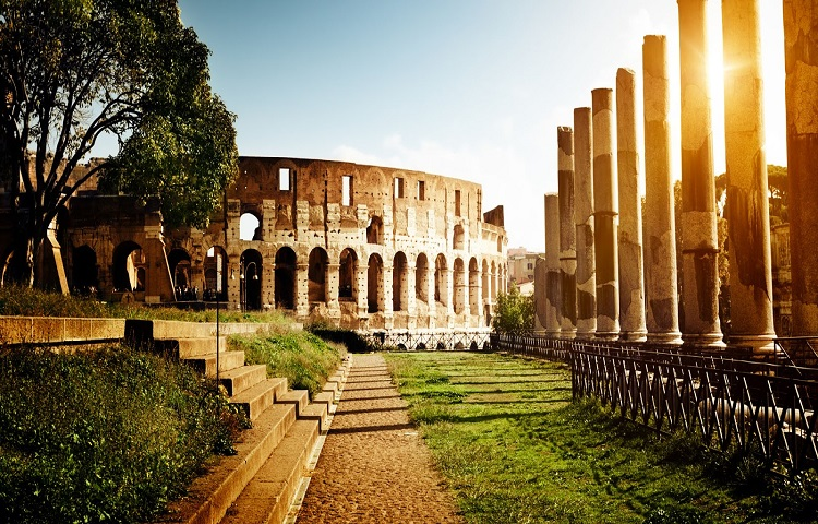 tour from Civitavecchia port to Colosseum