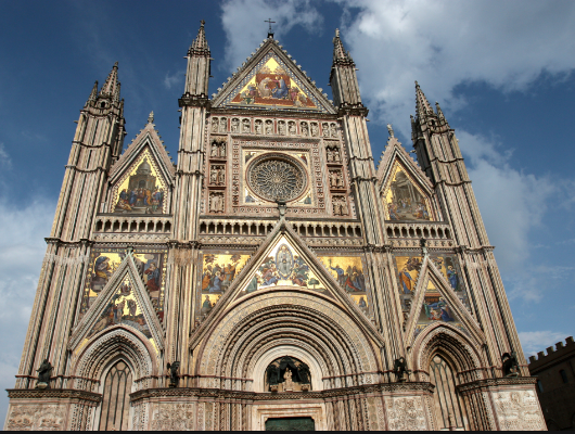 Assisi and Orvieto tour