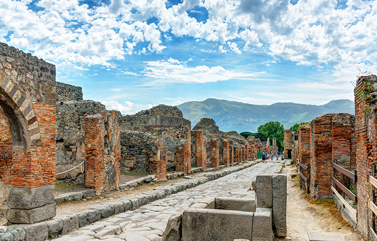 Tours of Pompeii