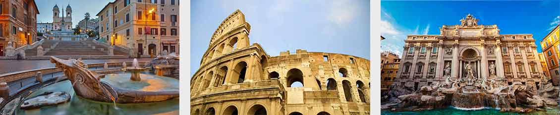 Imperial Rome private tour